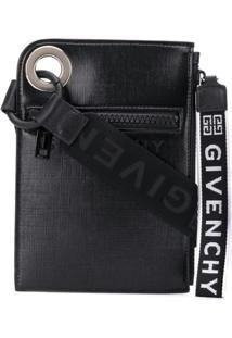 Givenchy Jaw Slim Crossbody Bag - Preto