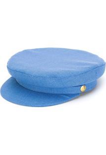 ee100d15ab24c Chapéu Algodao Azul feminino