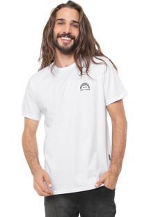 Camiseta Oakley One Icon Flat Branca