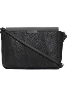 Bolsa Feminina Box Bag - Preto