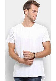 Camiseta Reserva Long Leve Masculina - Masculino-Marrom