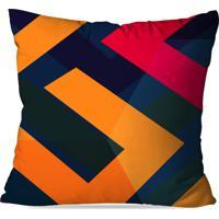 ce9df49e9 Capa De Almofada Love Decor Avulsa Color Abstrato Multicolorido