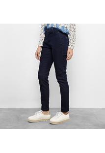 b082b9349 ... Calça Jeans Skinny Cantão Alfaiataria Feminina - Feminino-Jeans