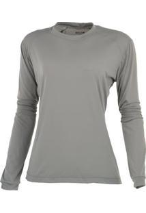 Camiseta Solo Ion Lite M/L Feminina