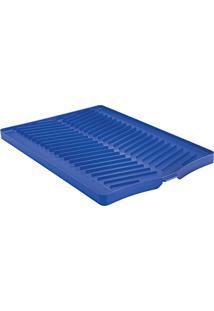 Bandeja Para Louça Plurale Azul 61535740 Tramontina