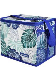 Bolsa Térmica Tropical Azul - Jacki Design