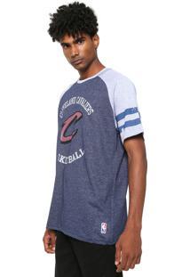 Camiseta Nba Cleveland Cavaliers Azul