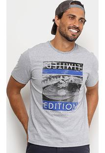 Camiseta Mood Limited Edition Masculina - Masculino