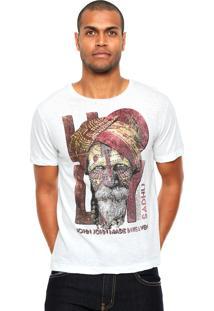 Camiseta John John Holy Sadh Bege
