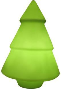 Luminária Casa Da Mãe Joana Pinheirinho Para Escrever Verde