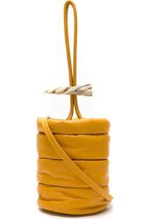 Matri Bolsa Saskia Fófi Mini - Amarelo
