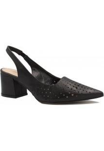 Sapato Zariff Shoes Vazado