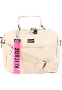 Bolsa Gio Antonelli Mini Bag Alça Transversal Feminina - Feminino