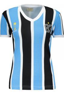 1b1cd4b47c ... Camiseta Feminina Tricolor 1983 Retrô Mania