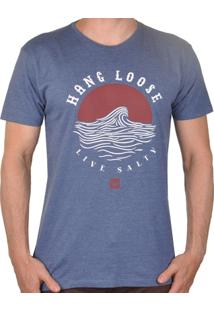 Camiseta Hang Loose Live Masculina - Masculino