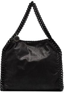 Stella Mccartney Falabella Small Shoulder Bag - Preto