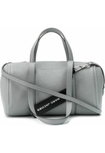 Marc Jacobs Bolsa The Tag Bauletto - Cinza