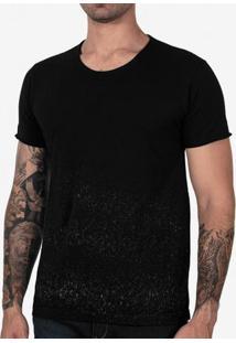Camiseta Meio A Meio Ink 102292