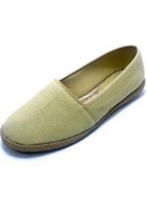 Alpargata G Shoes Lona Bege