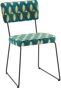 Cadeira Roma Ii Linho Colorido