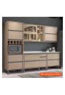 Cozinha Compacta Canela 7 Pt 1 Gv Salina