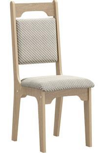 Cadeira Ca29 Geométrico Carvalho