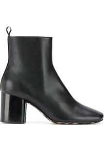 Paul Smith Ankle Boot Clássica - Preto