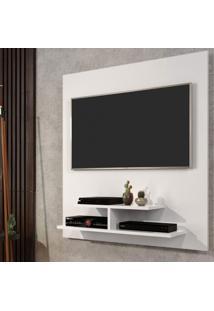 Painel Para Tv Até 32 Polegadas Slim Jb Bechara Branco