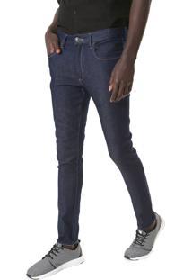Calça Jeans Cavalera Skinny Everton Azul