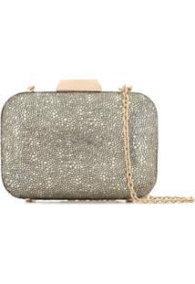 The Chic Initiative Clutch 'Nadia' - Dourado