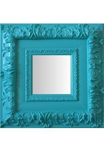 Espelho Moldura Rococó Externo 16258 Anis Art Shop