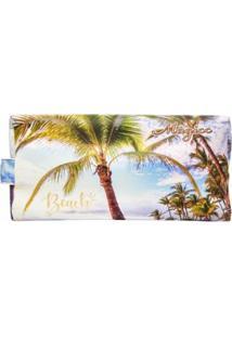 Necessaire Praia Feminina Beach Coqueiro, Magicc - Feminino