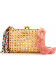 Serpui Clutch Dorothy Vime - Neutro