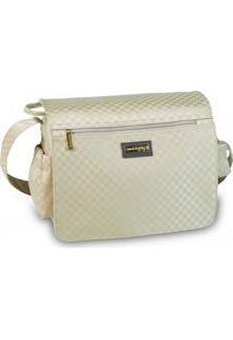Bolsa Térmica Masterbag Baby Louise Paris   Cor: Ouro