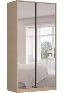 Guarda-Roupa Solteiro Com Espelho Tunas Viii 2 Pt 3 Gv Noce