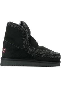 Mou Ankle Boot Eskimo 18 - Preto
