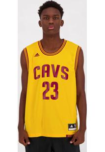 Regata Adidas Nba Cleveland Cavaliers Alternative 2015 23 James