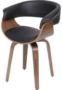 Cadeira Elba - Preto