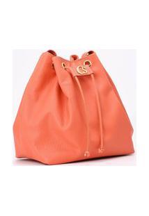 Bucket Bag Tangerine