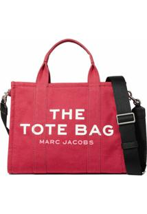 Marc Jacobs The Traveller Tote - Rosa