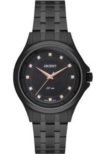 Relógio Orient Feminino Eternal Analógico - Feminino-Preto