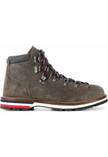 Moncler Ankle Boot Peak - Cinza