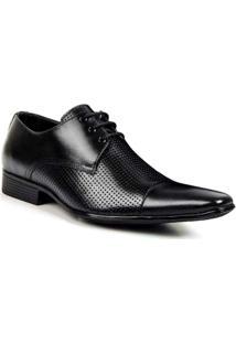 Sapato Social Masculino Bigioni - Masculino-Preto