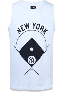 faa50ea446e26 ... Regata New Era Lifestyle New York Yankees Branco