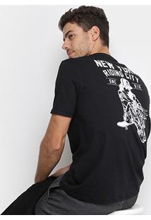 Camiseta Mood Pin-Up Masculina - Masculino