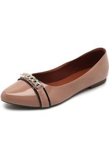 Sapatilha Dafiti Shoes Corrente Nude