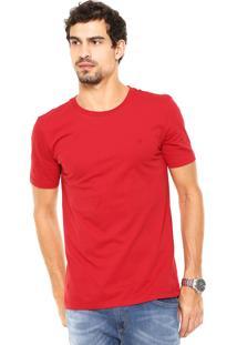 Camiseta Vr Logo Vermelha