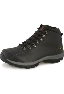 Bota Boots Company Seq Xt Bp18 Café/Cinza