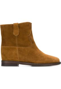 Via Roma 15 Ankle Boot - Marrom