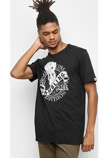 Camiseta Mcd Box Fit High Stakes Masculina - Masculino